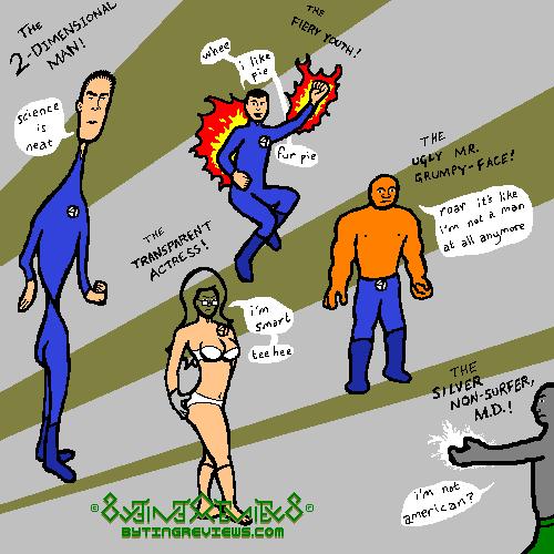 2005 Fantastic Four