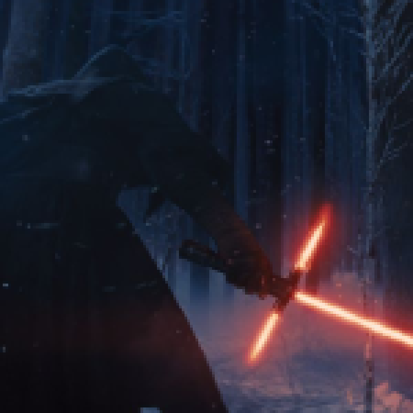 The Force Awakens CLEAN